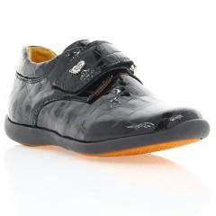 Туфлі дитячі чорні, лакована шкіра (051М чн. Лк_РП) Roma style