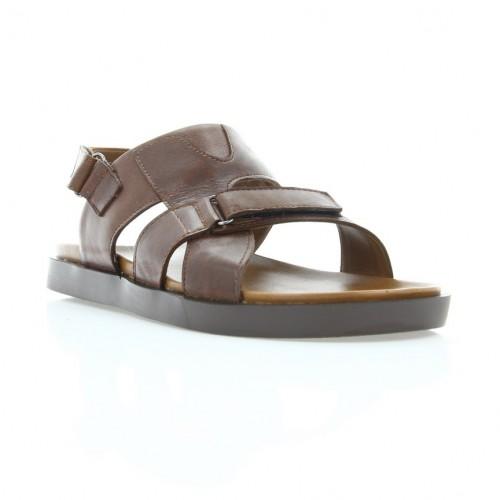Купити Босоніжки чоловічі коричневі e6e349486d99c