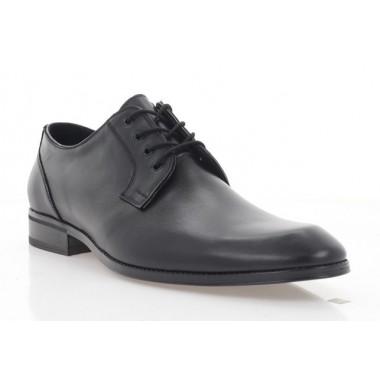 Туфлі чоловічі чорні, шкіра (1910-20/1 чн. Шк) Roma style