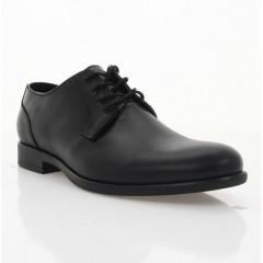 Туфлі чоловічі чорні, шкіра (1910 чн. Шк) Roma style
