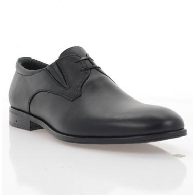Купить Туфли мужские черные, кожа (1955 чн. Шк) Roma style по лучшим ценам