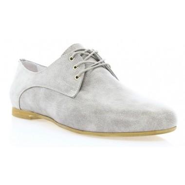 Купити Туфлі жіночі капучіно, шкіра (2196 капучіно. Шк) Roma style за найкращими цінами