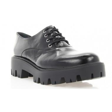 Купити Туфлі жіночі чорні, лакована шкіра (2667 чн. Лк) Romastyle за найкращими цінами