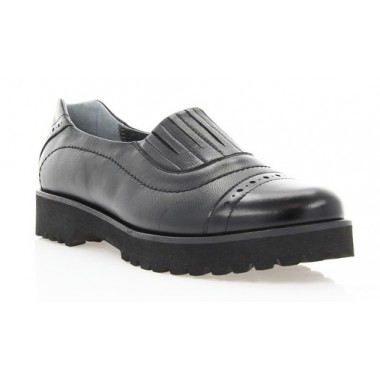 Купити Туфлі жіночі чорні, шкіра/лакована шкіра (2741 чн. Шк+ Лк) Roma style за найкращими цінами
