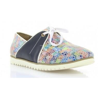Купить Туфли женские цветные, кожа (2749 весела  Шк) Roma style по лучшим ценам