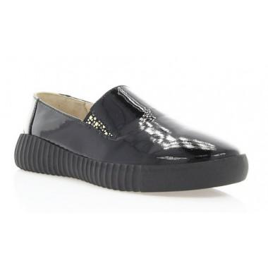 Купить Туфли женские черные, лакированная кожа (2789 чн. Лк)) Roma style по лучшим ценам