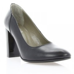 Туфлі жіночі чорні,  шкіра (2792/17 чн. Шк) Roma style