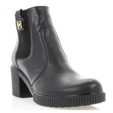 Купити Черевики жіночі чорні, шкіра (2806 чн. Шк (байка)) Roma style за найкращими цінами