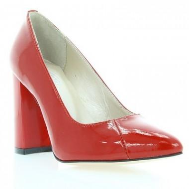 Купить Туфли женские красные, лакированная кожа (2917 черв. Лк) Roma style по лучшим ценам