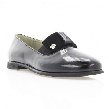 Купить Туфли женские черные, лакированная кожа (3006 чн. Лк) Roma style по лучшим ценам