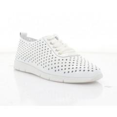 Туфлі жіночі білі, шкіра (3248 біл. Шк) Roma style