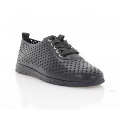 Туфлі жіночі чорні, шкіра (3248 чн. Шк) Roma style