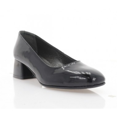 Купити Туфлі жіночі чорні, лакована шкіра (4066 чн. Лк) Roma style за найкращими цінами