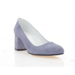 Туфлі жіночі сірі, велюр (4084 сір. Вл) Roma style