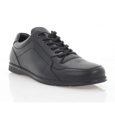 Туфлі чоловічі, чорні, шкіра (5038 чн. Шк) Roma style