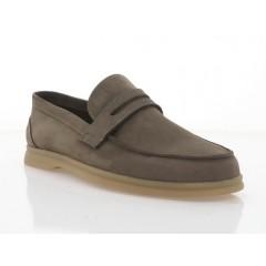 Туфлі чоловічі коричневий, нубук (5081 кор. Нб) Roma style