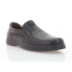 Туфлі чоловічі коричневі, шкіра (5083 кор. Шк) Roma style