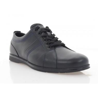 Туфлі чоловічі чорні, шкіра (900-20 чн. Шк ) Roma style